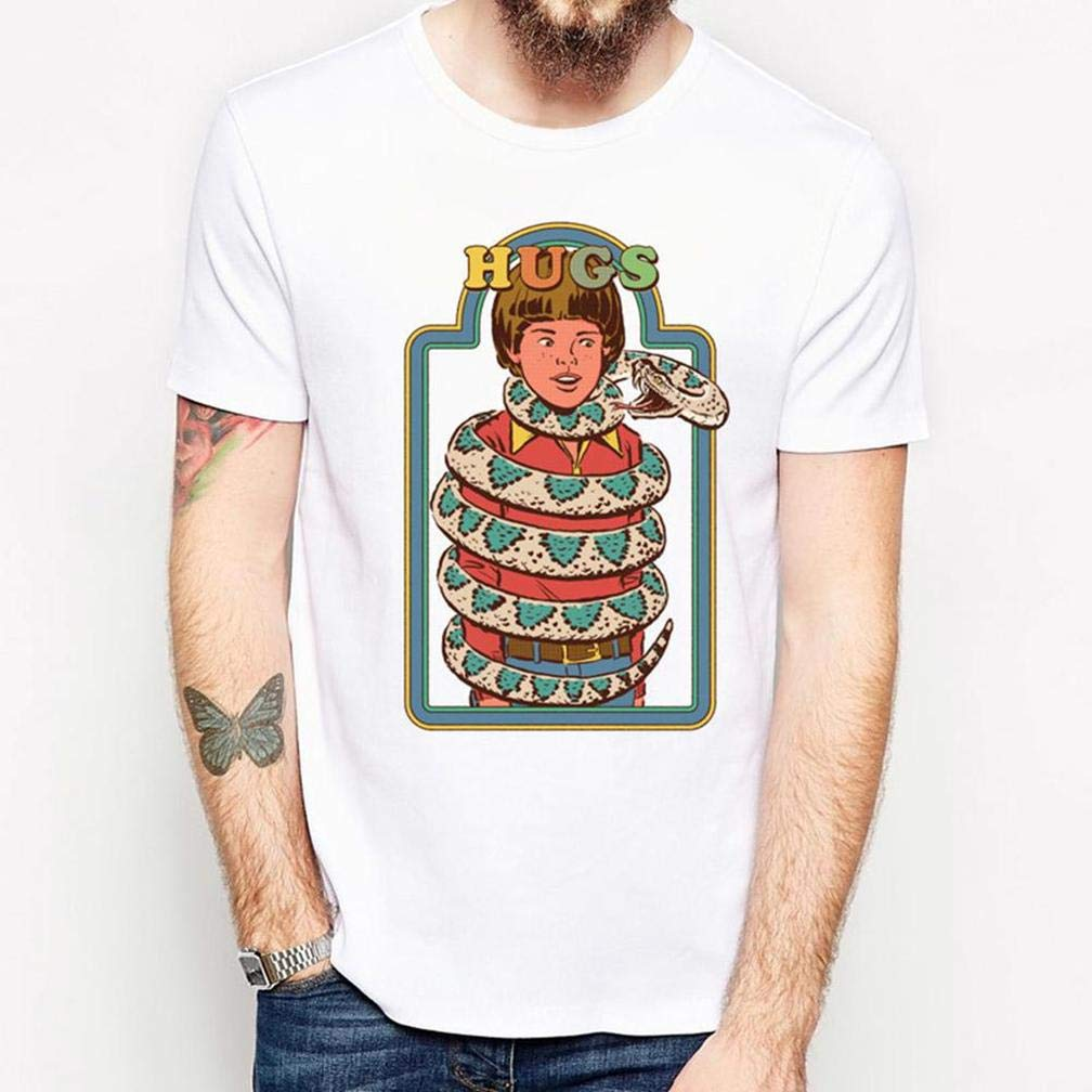 Demoni Rituale Horror Spaventoso Devil 19 S T Shirt Printing Short Sleeve Tee