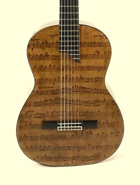Guitarra TOLEDO TT-2CZ PARTITURA: Amazon.es: Instrumentos musicales