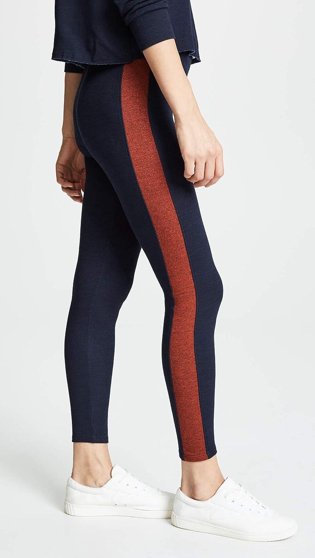 SUNDRY Womens Colorblock Leggings