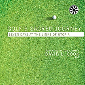 Golf's Sacred Journey Audiobook