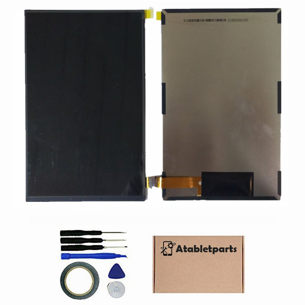 Atabletparts Replacement LCD Display Screen for ZTE Trek 2 8'' tablet HD K88 AT&T