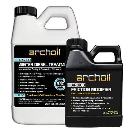 Geliebte Amazon.com: Archoil Winter Diesel Kit - 64.2oz AR6300 Winter #TE_03