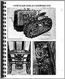 Oliver OC-3 Cletrac Crawler Service & Operators Manual