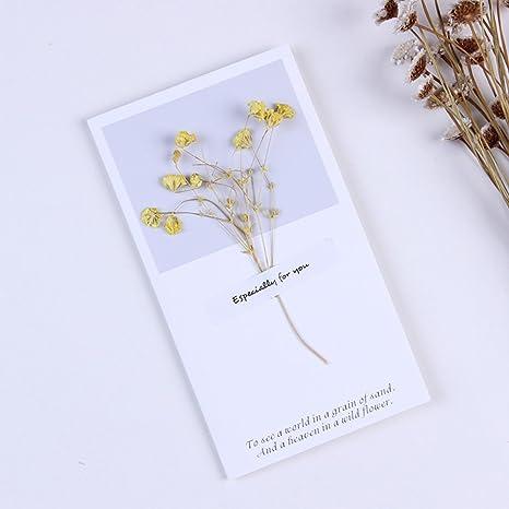 Amazon.com: Tarjeta del día de la madre flor regalo ...