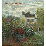 2017 Impressionism Wall Calendar
