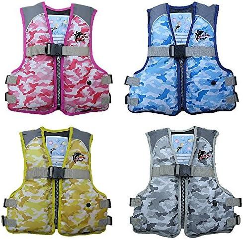 [해외]FJ 플로팅 베스트 (호 각) FV-6146 원래 오리 컬러 성인 무료 라이프 조끼 구명 조끼 / FJ Floating Vest (with Whistle) FV-6146 Original Duck Collar Free Life Vest Life Jacket for Adults