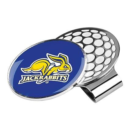 LinksWalker NCAA South Dakota State Jackrabbits Golf Hat Clip with Ball Marker