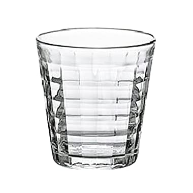 Duralex Made in France Prism Tumbler (Set of 6) 6 oz. Clear