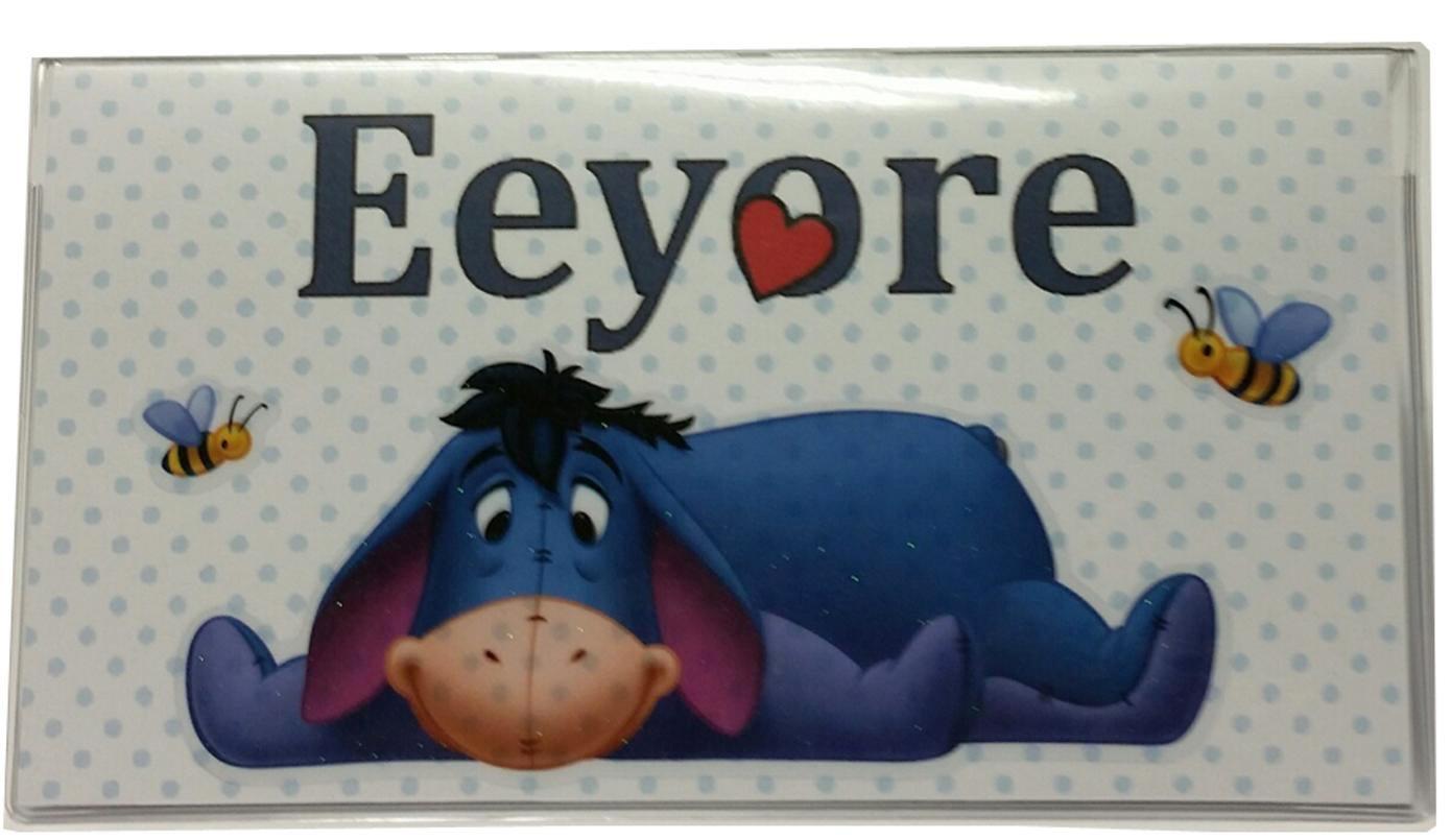 Eeyore 2018 – 19ポケットカレンダーPlanner w /メモ帳のセット – 50   B01AWP62U4