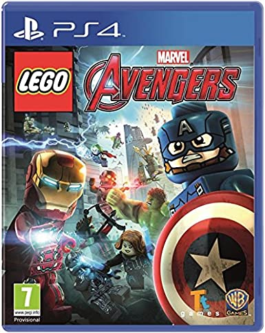 Warner Bros LEGO Marvels Avengers, PS4 vídeo - Juego (PS4, PlayStation 4, Acción / Aventura, Modo multijugador, E10 + (Everyone 10 +)): Amazon.es: Videojuegos