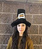 Fabulous Felt Pilgrim Hat - Thanksgiving Pilgrim Hat For Costume