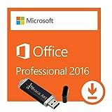 Microsoft office professionnel 2016 plus version complète / 1 pc / 1 clé / livré par e-mail / uniquement pour Windows