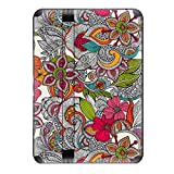"Kindle Fire HD (fits 7"" only) Skin Kit/Decal - Doodles Color - Valentina Ramos"