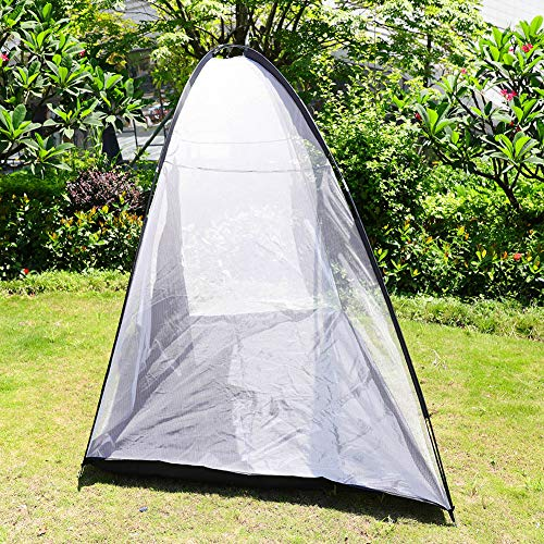 Jacksking Golf Practice Tent, Outdoor Foldable Target Training Portable Golf Practice Net Tent