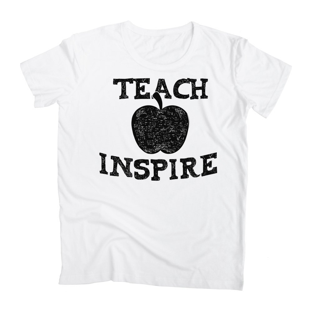 Teach Inspire Mens T-Shirt
