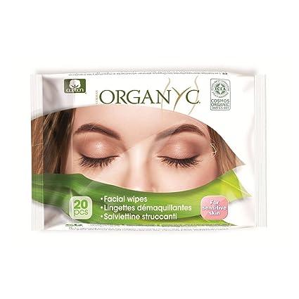 Organ(y) c Toallitas de cara orgánicas