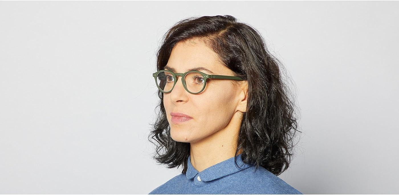 IZIPIZI #E Khaki Reading Glasses