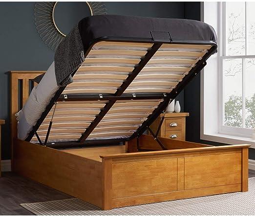 Happy Beds Bett Phoenix Ottomane Modern Zur Amazonde