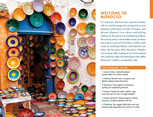 615XFrDjMhL - Fodor's Essential Morocco (Full-color Travel Guide)
