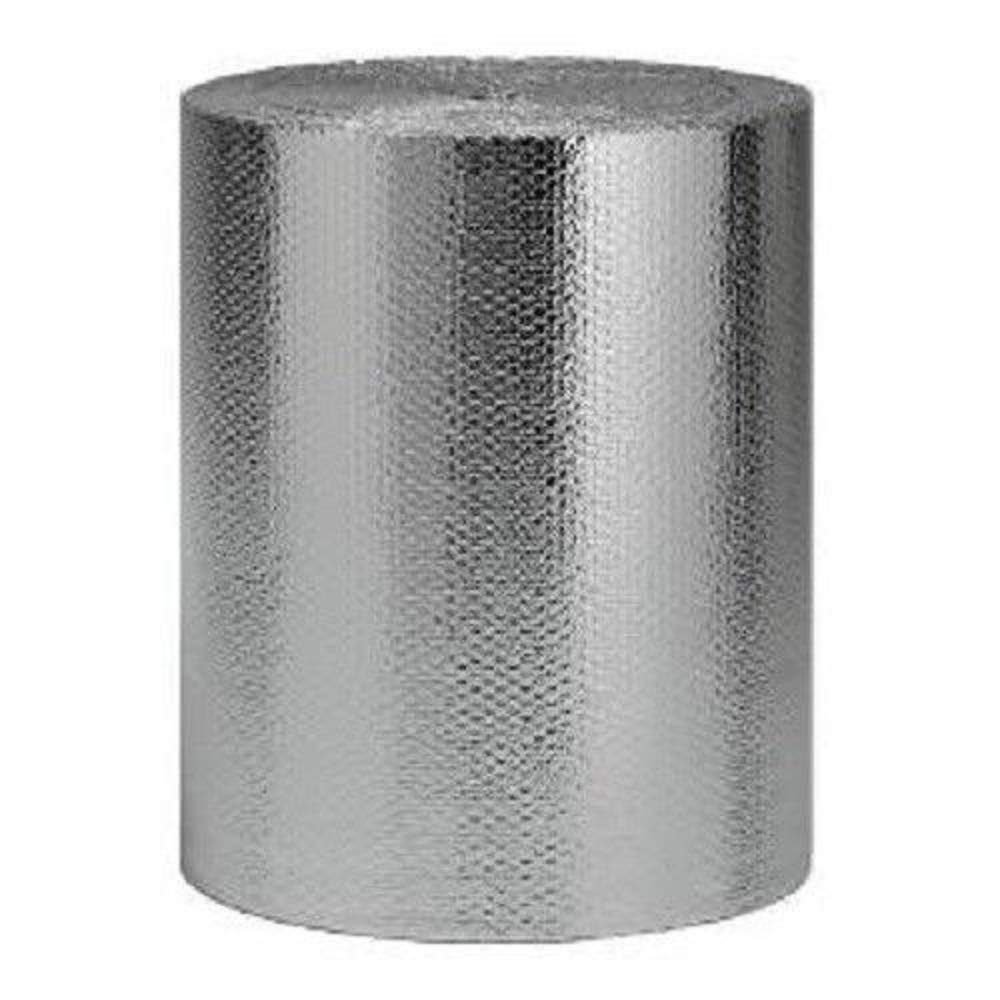 US Energy Products Reflectix 12 in. x 25 ft. Double Reflective Insulation Rafters Duct Pipe Wrap