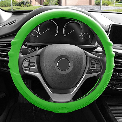sentra steering wheel cover - 6