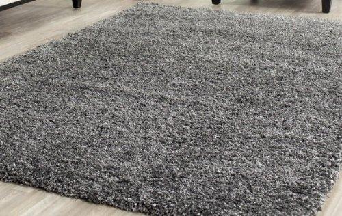 amazoncom huge shag rug blowout sale 5u0027 x 8u0027 gray solid shag rug