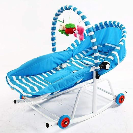 MAOZHE Mecedora Bebe Silla Mecedora para bebé Baby Swing Asiento ...