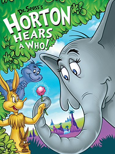 Horton Hears a Who! for $<!---->