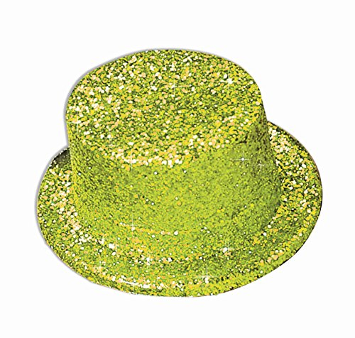 Gold Top Hat (Deluxe Glitter Top Hat - Gold)