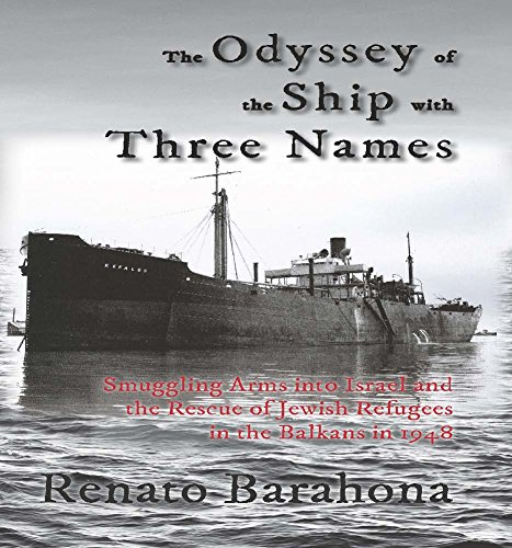 The Odyssey of the Ship with Three Names, Renato Barahona