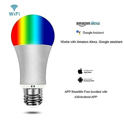 Amazon Com Lovepet Intelligente Gluhbirne Intelligentes