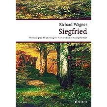Siegfried WWV 86 C: Vocal Score