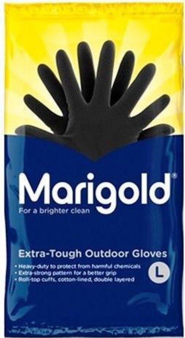 Marigold Extra Tough Outdoor Gloves Large - 988026 TRTAZ11A