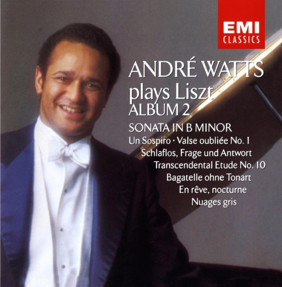 Andre Watts plays Liszt Album 2