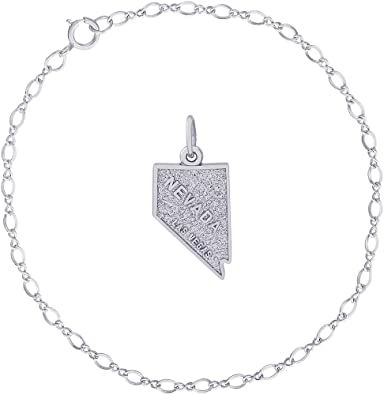 Rembrandt Charms Sterling Silver Jackpot Charm on a 16 Box or Curb Chain Necklace 18 or 20 inch Rope