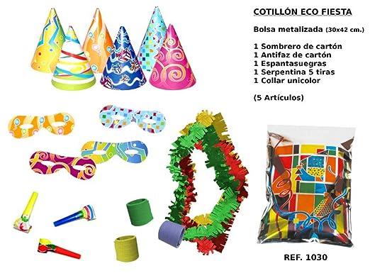 CAPRILO Lote de 15 Bolsas de Cotillones Decorativas Eco ...