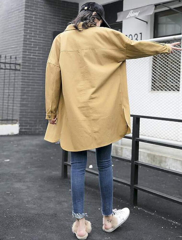 Mallimoda Donna Camicia Giacca Nuovo Casuale Leggero Giacche