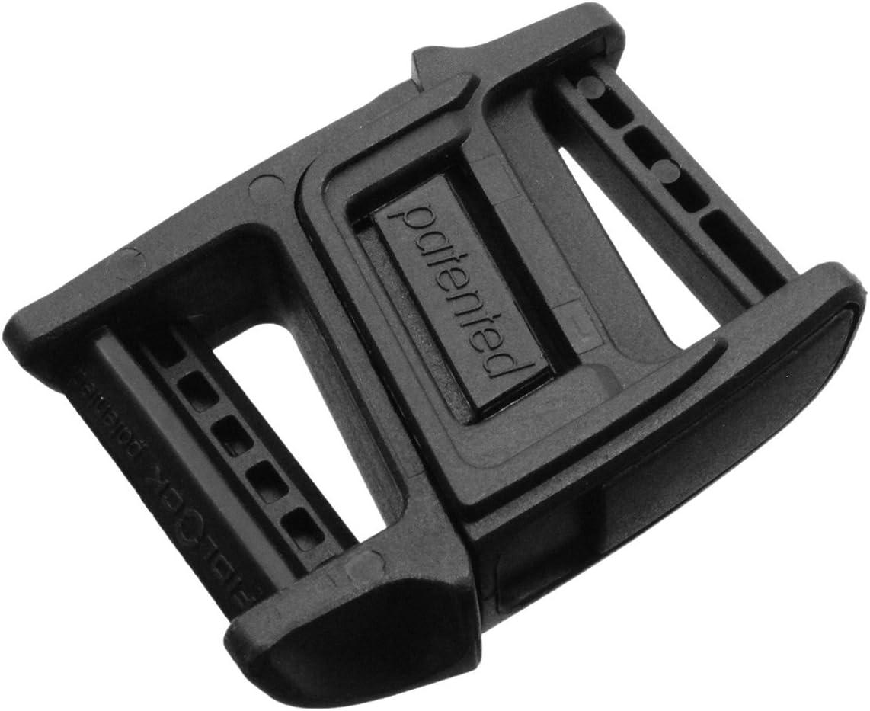 """Magnet Verriegelung für Gurtbänder etc FIDLOCK Universalverschluss /""""Slider 40/"""""""