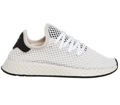 separation shoes 24b3b 4cafc adidas Deerupt Runner W Calzado Linen Amazon.es Zapatos y co