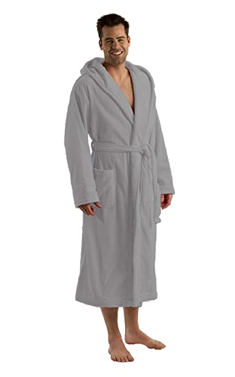 c6ad0f2ddc Personalized Terry Cloth Cotton Robes for Women and Men
