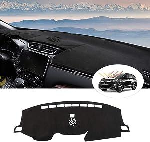 Cartist CR-V Dashboard Mat Cover Dash Cover Nonslip Dashboard Mat Protector Sunshade No Glare for Honda CRV 2017 2018 2019 2020