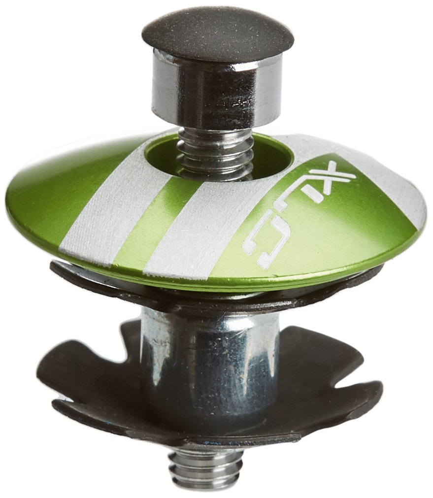 Xlc a de Head Plug Ap de S01Aluminio 11/8Pulgadas Accesorios, Color Negro, tamaño 8 x 8 x 8 cm, 0.1, 8 x 8 x 8centimeters 2500520600