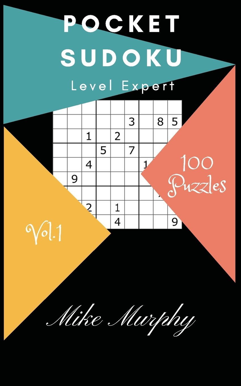 Download Pocket Sudoku: Level Expert 100 Puzzles (Volume 1) pdf epub