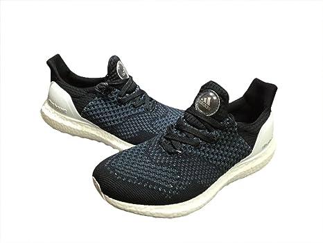 De hombre Classic Ultra Boost Runner Trail Road Racer Jogging Running Zapatillas calzado zapatillas zapatos de amortiguación negro blanco, hombre, Negro y blanco, EUR41: Amazon.es: Deportes y aire libre