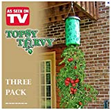 Topsy Turvy Upside-Down Tomato Planter (3 Pack)