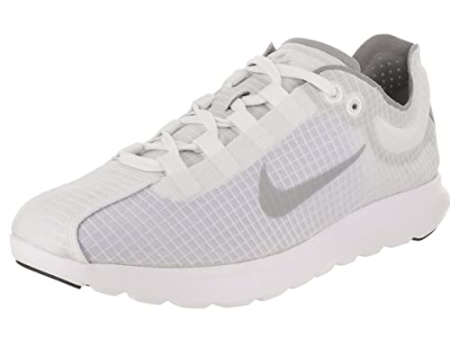 Nike Mayfly Lite SI Zapatillas Casuales para Mujer, Blanco (White/Reflect Silver Wolf Grey), 5.5 M US: Amazon.es: Zapatos y complementos