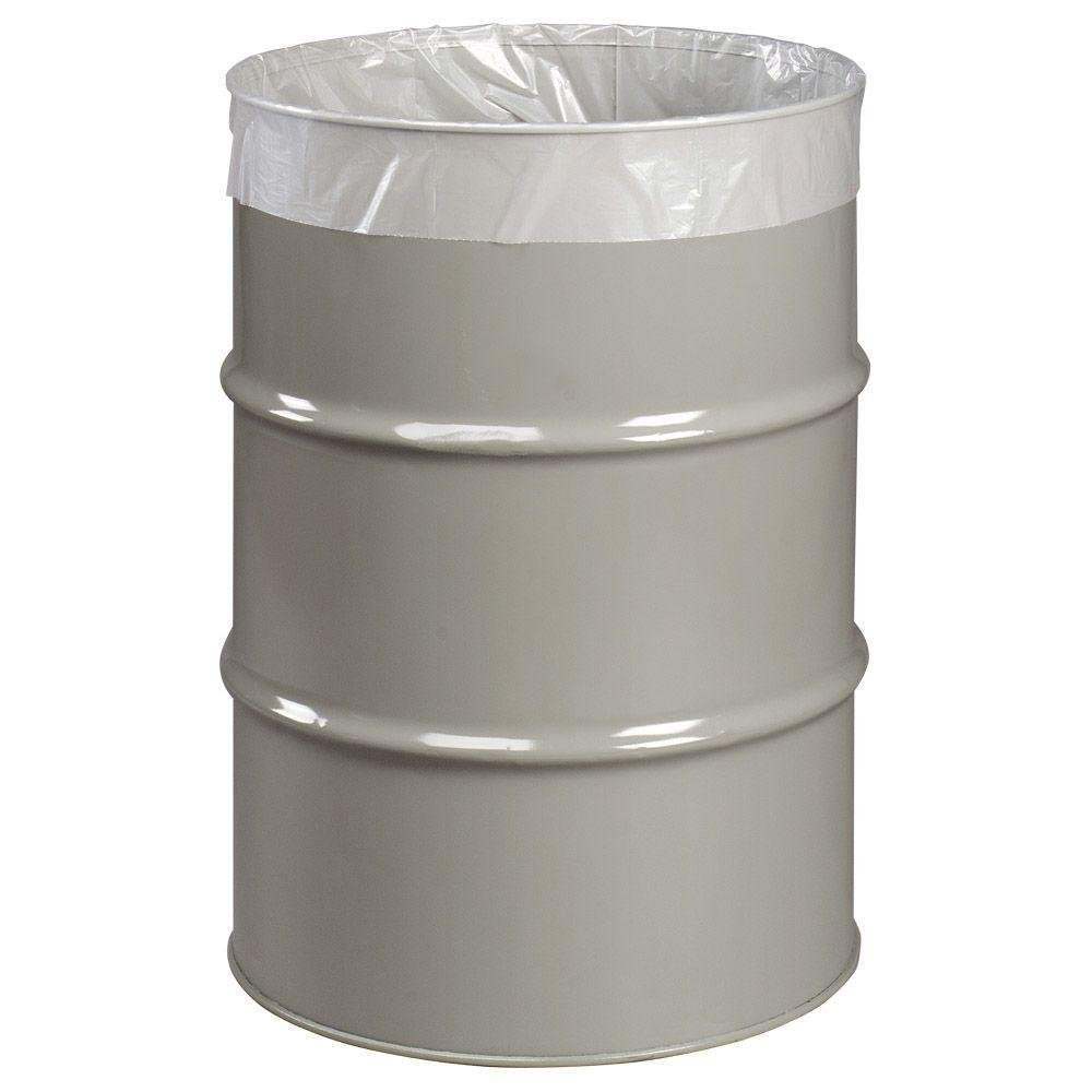 Husky 55 gal. Economy Natural Trash Liners (200-Count)