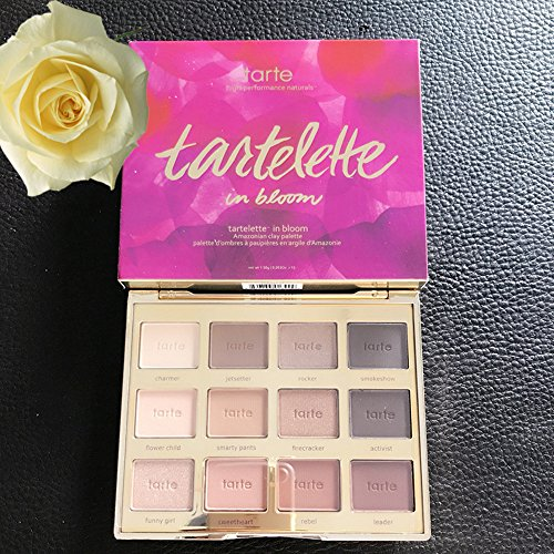 tarte Tartelette In Bloom Clay Eyeshadow Palette.SIZE 12 x 0.053 oz.100% - York New Store Chanel