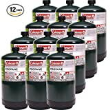 Coleman 332831 Propane 16.4oz Cyl 12-Count