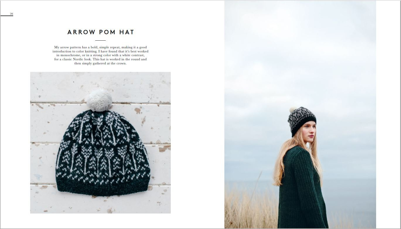 Knitting from the North: Original Designs Inspired by Nordic and ...